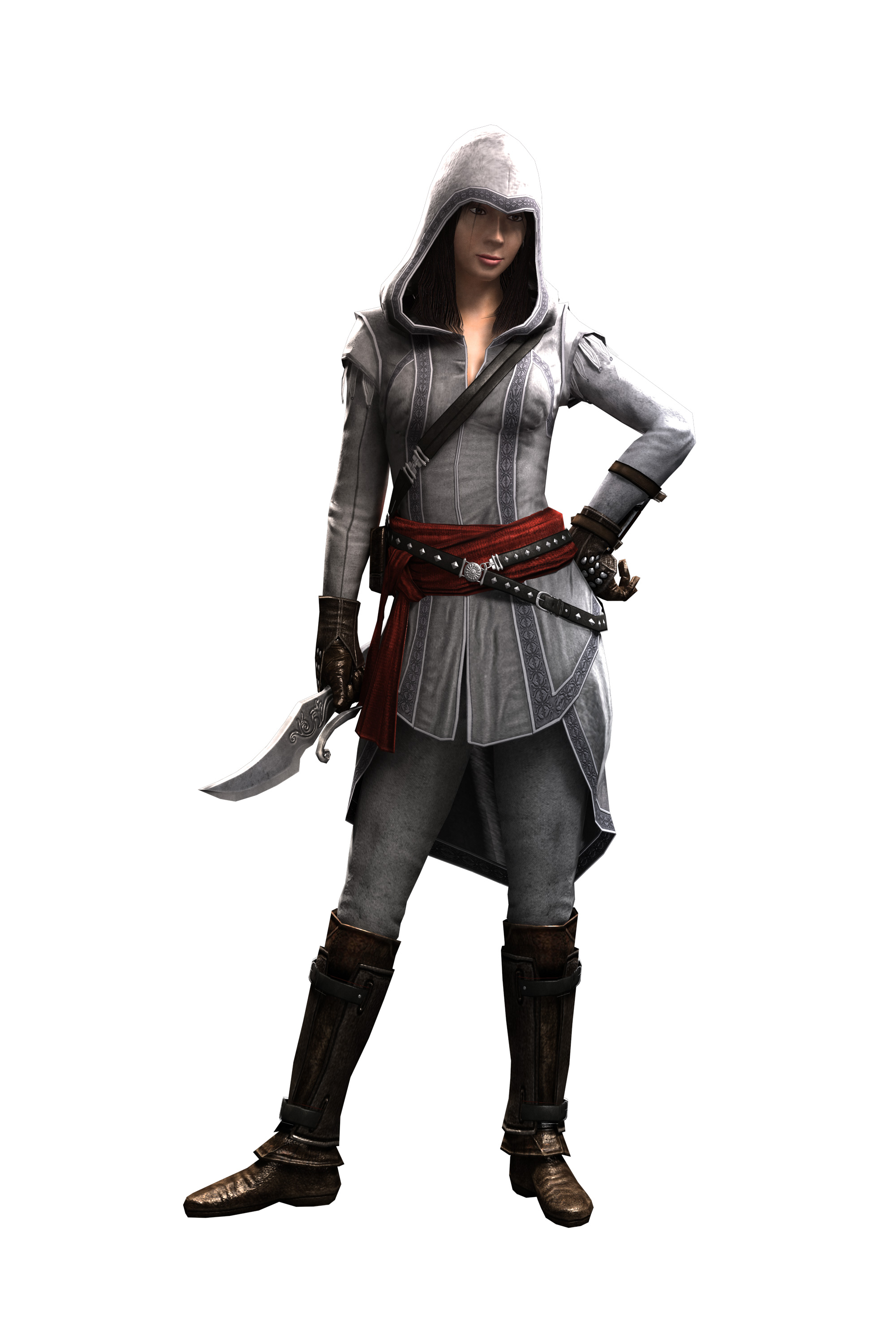 The ideal Assassins creed girl porn
