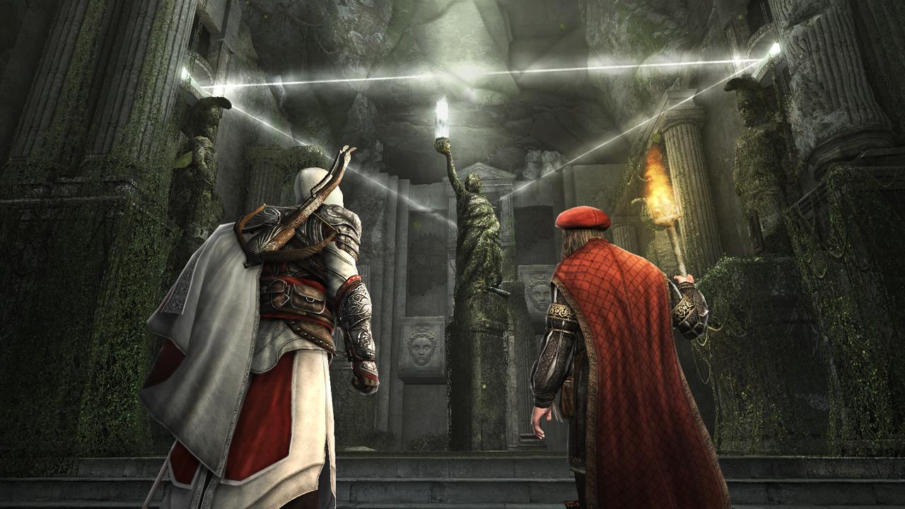 Скачать моды для ассасин крид братство крови