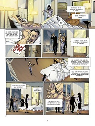French Graphic Novel