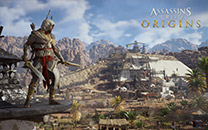 Обои Assassin's Creed Origins