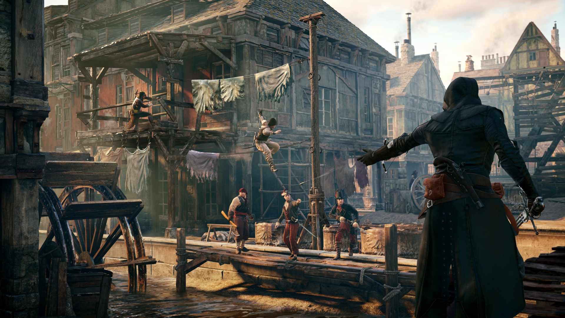 history of the word assassin The assassin's creed series has definitely taken some liberties when it comes to history here are a few.
