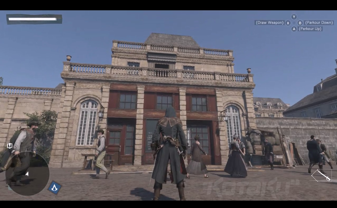 Assassin's Creed Unity переместит игроков во Францию